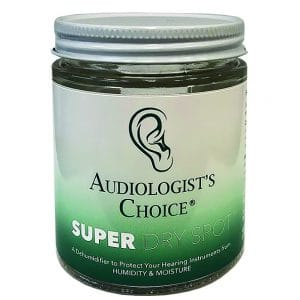 Audiologist's Choice Super Dry Spot