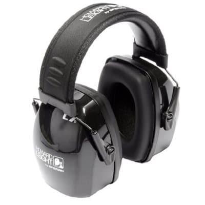 Leightning LC Earmuff - black