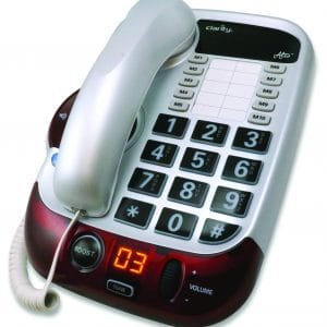 Clarity Alto Digital Corded Phone