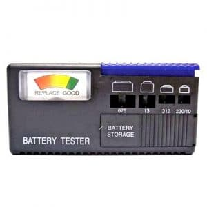 Activair Battery Tester