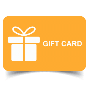 Physical $100 Gift Card