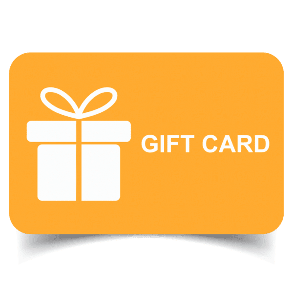 Physical $50 Gift Card